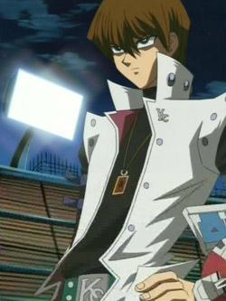 Seto Kaiba Perücke von Yu-Gi-Oh!